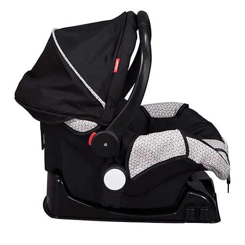 Dbebé-Carriola-Travel-System-Crown-Negro