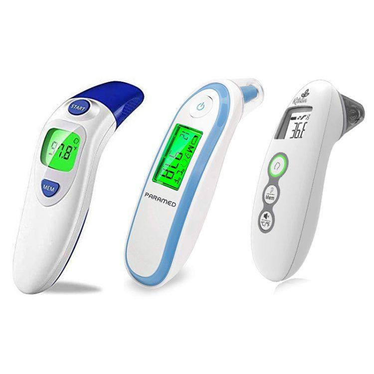 Termometros-infrarrojos-para-niños-y-adultos