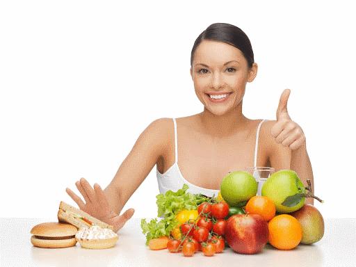 Comienza a comer saludablemente