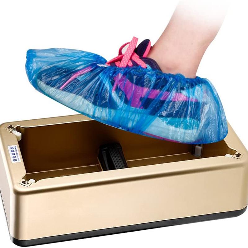 Dispensador automático de la Cubierta del Zapato, máquina dispensadora automática Antideslizante de la Cubierta del Zapato para médicos y hogar y Oficina