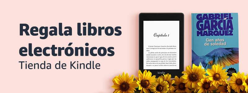 Libros electronicos amazon Kindle