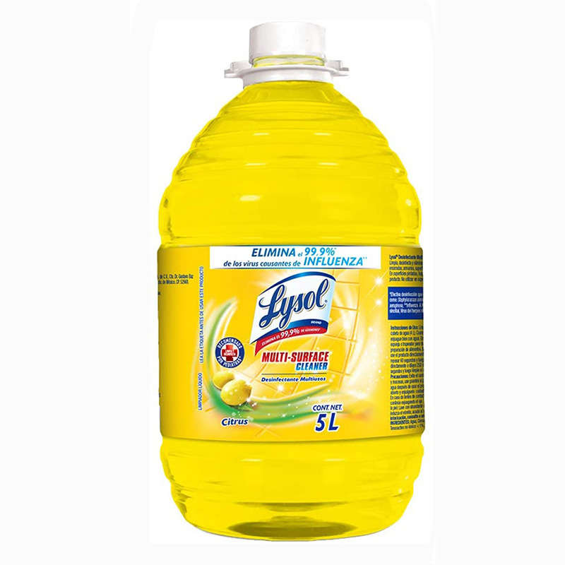 Lysol Lysol Desinfectante Multiusos, color, 5 L