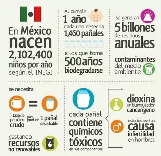 El uso de panales en Mexico