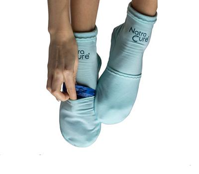 Calcetines de terapia fria