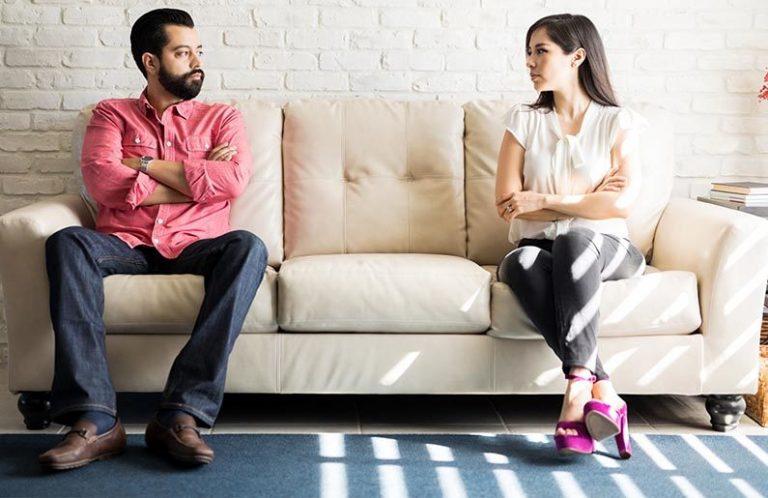 Como arreglar un conflicto de pareja